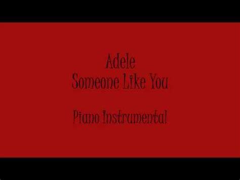 download mp3 adele someone like you instrumental someone like you adele piano instrumental lyrics mp3