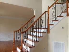 Porch Banisters Iron Staircase Railing Designs Rdcny Stair Railing Ideas