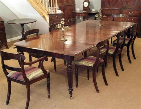 Kentucky Dining Table Regency Dining Table Antique Dining Table Mahogany Dining Table Extending Dining Table Large