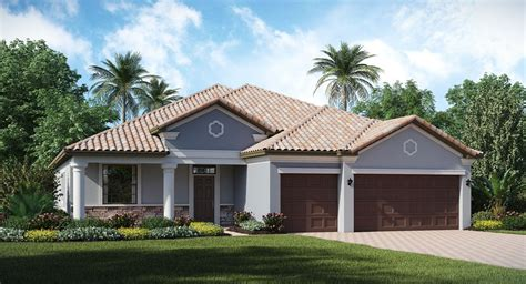 new homes for sale in a gated community in waterleaf