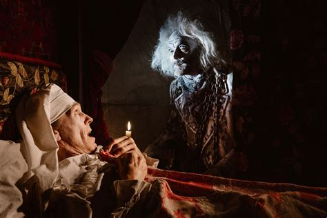 A Carol bah humbug a carol miracle theatre