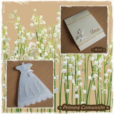 manualidades primera comunion facilisimo tarjeta para primera comunion facilisimo