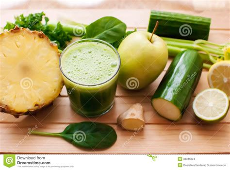 Healthy Green Detox by Healthy Green Detox Juice Stock Images Image 38346824
