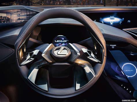 lexus suv 2016 interior 2016 lexus ux suv concept interior steering wheel hd