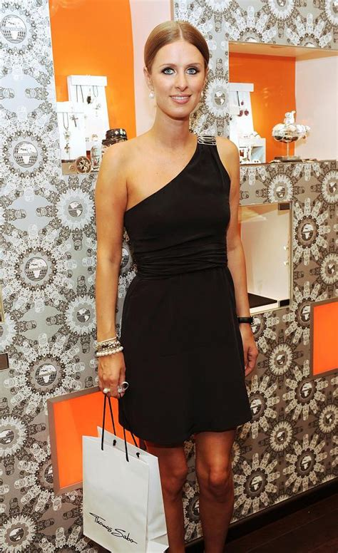 Nicky Attends The Baccarat Boutique Grand Opening by Nicky And Palermo Attend Sabo Grand