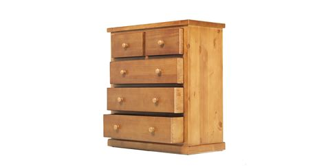 Chunky Chest Of Drawers by Chunky Pine 2 3 Chest Of Drawers Lifestyle Furniture Uk