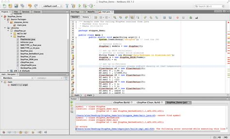 java and netbeans tutorial image gallery netbeans java