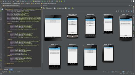 android studio layout android developers android studio 1 0