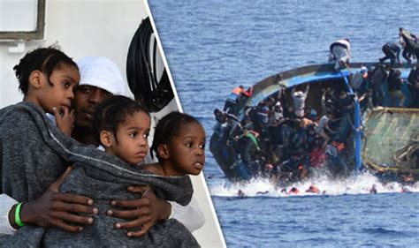 eu links charities to human traffickers the daily beast migrant rescues encourage people traffikers claims eu