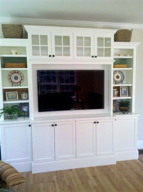 prefabricated bookcases look like built ins built in entertainment center entertainment center