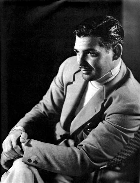The Golden Age of Hollywood: Star of the Week - Clark Gable