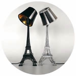 Table Lamp Ideas by Paris Themed Table Lamp Ideas