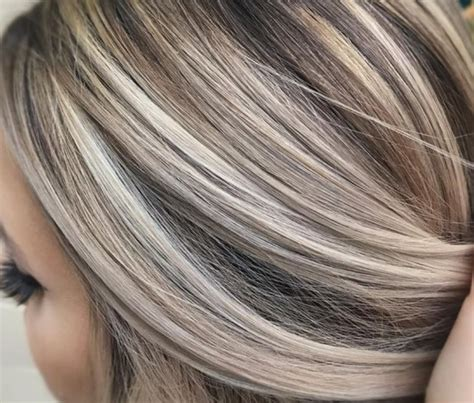 ash blonde highlights and lowlights 60 great brown hair with blonde highlights ideas