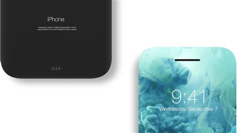 iphone 8 rumored to curved oled display usb c