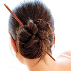 chopstick to platt hairstyle 1000 images about braid bun and ponytail hairstyles on