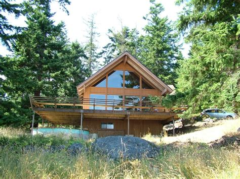 Orcas Island Cabin by Tiny Home Tour Rustic Cabin In Orcas Island Hgtv