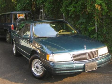 electronic stability control 1994 lincoln continental parking system service manual how cars engines work 1994 lincoln continental lane departure warning service