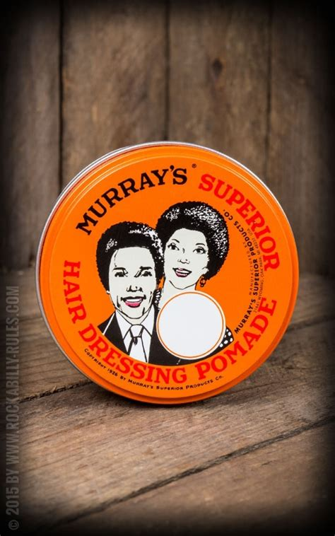 Pomade One Show murrays superior pomade