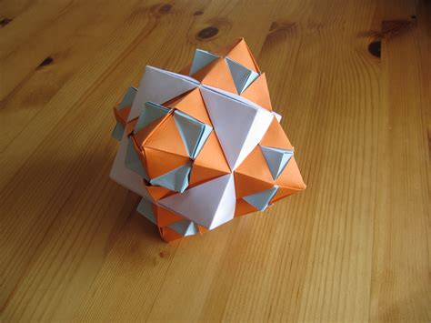Shape Origami - origami shapes 01 cubes by jezzerz219 on deviantart
