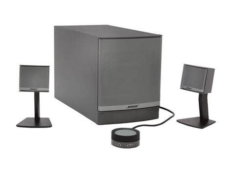 Mini 1 2 3 Companion obscureport bose companion 3 series ii speakers review