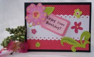 birthday card many handmade greeting cards to create