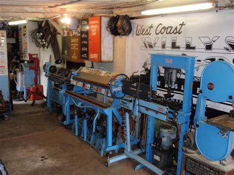 Backyard Manufacturing Ideas Kiwi Kev S Backyard Rod Shop The Garage Journal