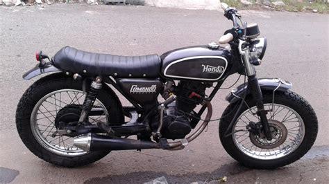 Custom Japstyle motor custom japstyle cb100