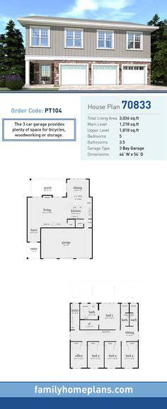 plan 14631rk 3 car garage plan 14631rk 3 car garage apartment with class your