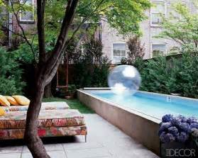 Small Backyard With Pool Small Backyard Pool By Valarie Gardens