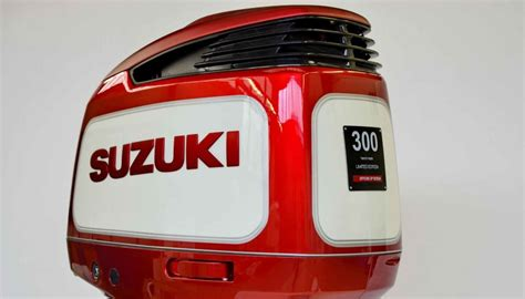 Df300 Suzuki Suzuki Df300ap The Outboard Goes Out Of The Ordinary