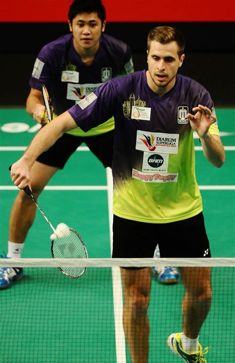 Raket Flypower Djarum vladimir ivanov photos djarum liga badminton 29
