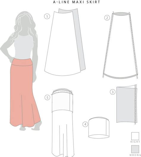 skirt pattern drafting pinterest stretch yourself a line maxi skirt drafting and sewing a