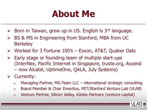 Start Consulting After Mba Nonresident Llc by Culture In Silicon Valley Hf 12 November2012