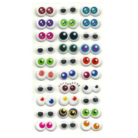 Large Googly Eye Stickers