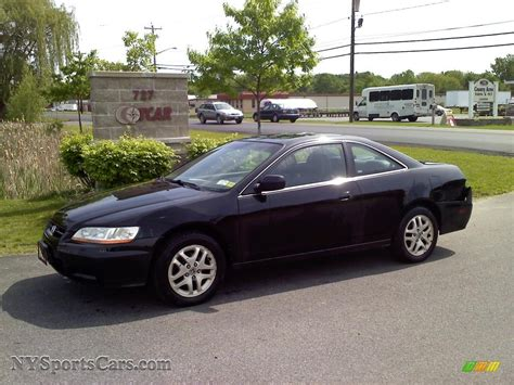 honda accord coupe 2002 2002 honda accord ex v6 coupe in nighthawk black pearl