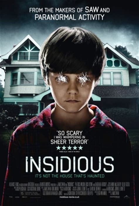 insidious movie real insidious horror land