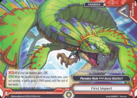 Luck Logic Starter Deck Td01 Bullet Logic Japan Edition impact gallery luck and logic wikia fandom