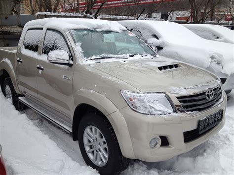 Toyota Up For Sale 2011 Toyota Hilux Up For Sale 3000cc Diesel