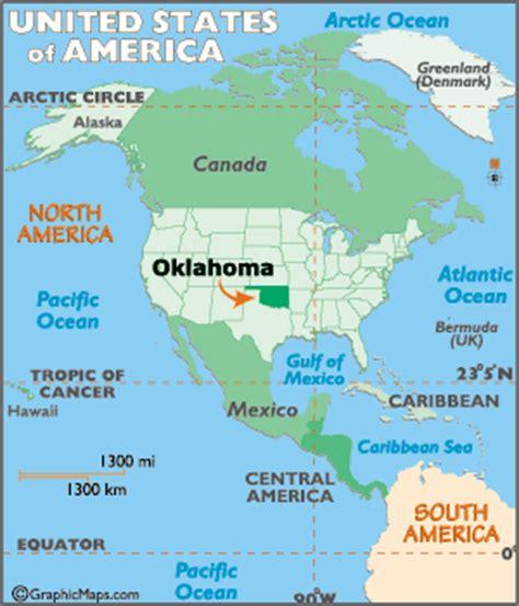 geographical map of oklahoma oklahoma map geography of oklahoma map of oklahoma