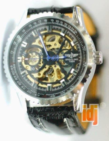 Longtime Jam Tangan Wanita Kw Supeer jam tangan breitling skeleton leather fk498 jam tangan