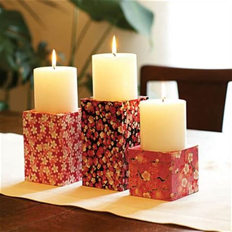 how to make decorative candles at home 16 delightful diy candle holders diy to make