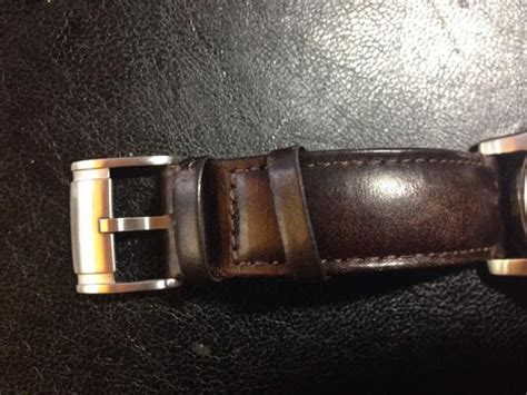 Fossil Me 1098 fossil twist me1098 brown 58 retail