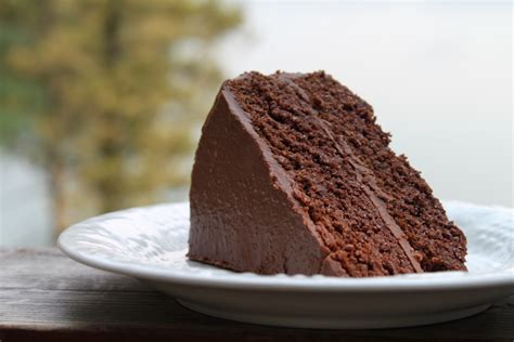 25 delicious chocolate cake pictures
