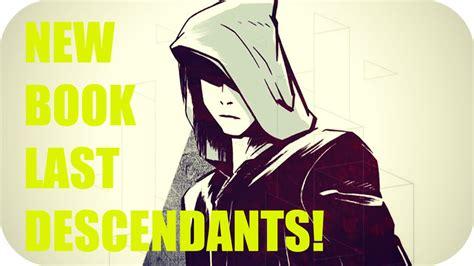 libro last descendants assassins creed assassin s creed new book quot last descendants quot youtube