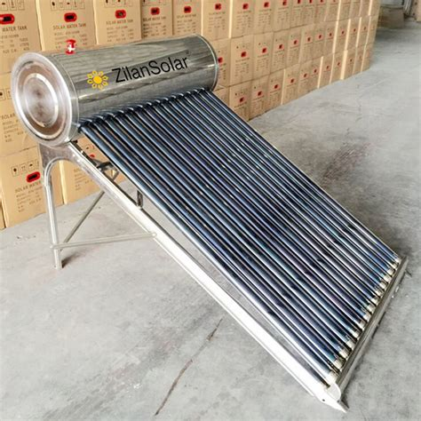 solar powered heat l 150l solar powered livestock water heater buy solar