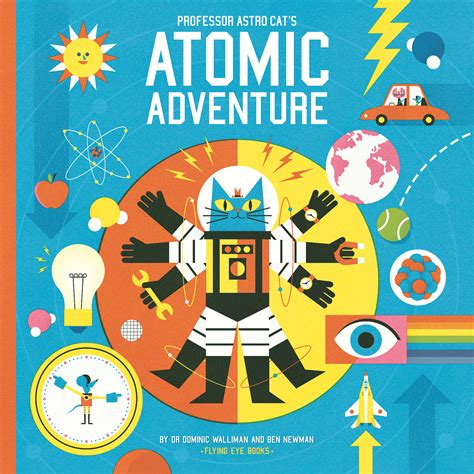 libro professor astro cats intergalactic flying eye books professor astro cat s atomic adventure