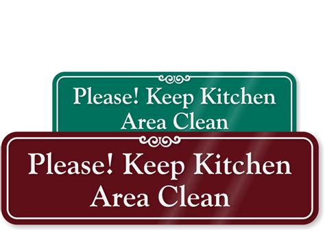 keep kitchen clean funny keep kitchen clean signs just b cause