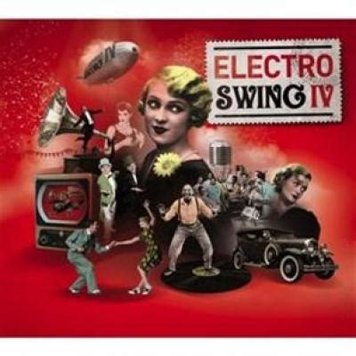 electro swing music artists various artists electro swing iv bilbo