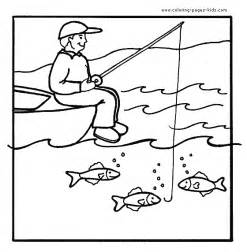 fishing coloring pages fishing coloring pages for