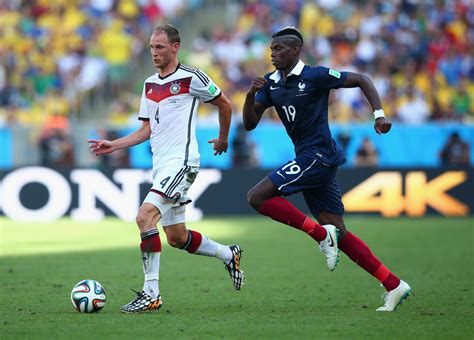 2014 fifa world cup soccer players with the craziest france v germany quarter final 2014 fifa world cup